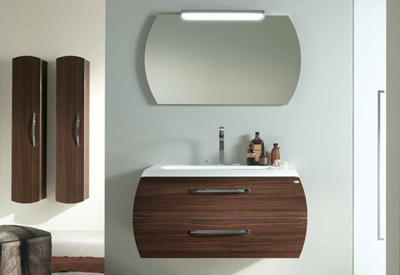 Aquos mobili bagno in vendita da aiello ceramiche carini palermo - Mobili bagno palermo ...