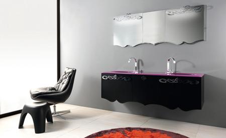 Grantour mobili bagno in vendita da aiello ceramiche for La roccia arredo bagno