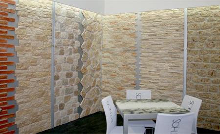 Bagno turco in finta roccia la scelta giusta variata - Piastrelle effetto roccia ...